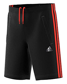 adidas Younger Boys Football 3S Short