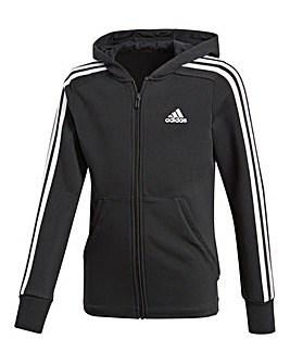 adidas Younger Girl 3S FZ Hoodie