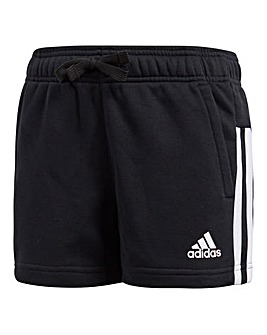 Adidas Younger Girls 3S Short