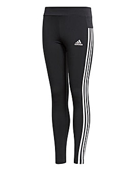 Adidas Younger Girls 3S Tight