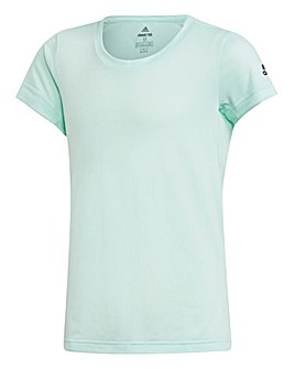 adidas Younger Girls Prime Tee