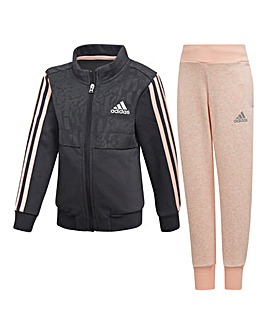 Adidas Little Girl Tracksuit