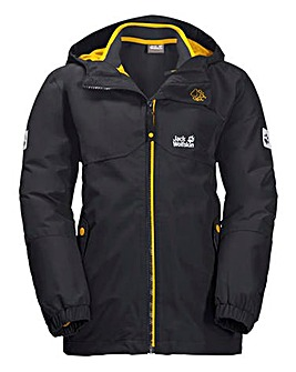 Jack Wolfskin Boys Iceland 3in1 Jacket