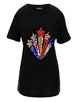 Multi Star T-Shirt