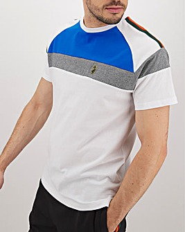 Luke Sport Tedam Colour Block T-Shirt