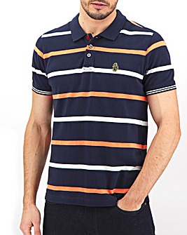 Luke Sport Stripe New Mead Polo