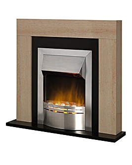 Dimplex Marbello Electric Fire Suite