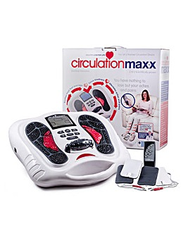 Circulation Pain Relief White Massager