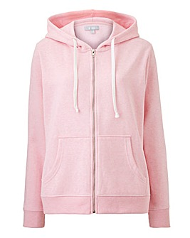 Capsule Leisure Zip Through Hoody