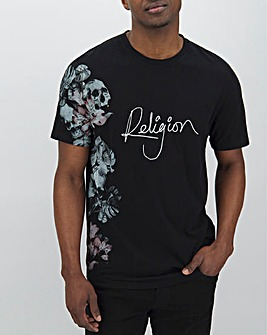 Religion Hero T-Shirt Long