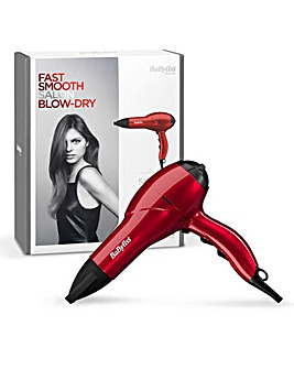 BaByliss 5568BU Salon Light 2100W AC Hair Dryer