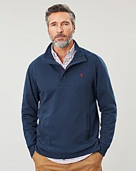 Joules Deckside Half Zip Sweatshirt