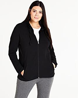 Value Zip Front Jacket