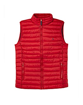 Joules To Go Quilted Gilet