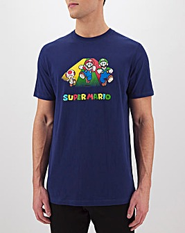 Super Mario T-Shirt Long
