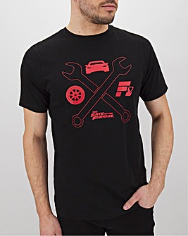 Fast and Furious T-Shirt Long
