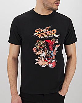 Street Fighter T-Shirt Long