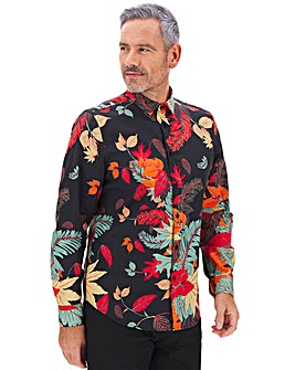 Joe Browns Floral Paisley Shirt Long
