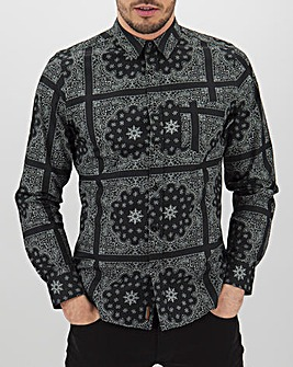 Joe Browns Bandana Paisley Shirt