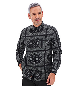 Joe Browns Bandana Paisley Shirt Long