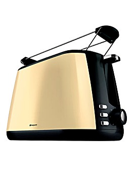 Hotpoint MyLine 2-Slice Cream Toaster