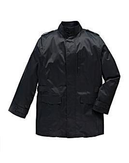 Black Label By Jacamo Shower Jacket R