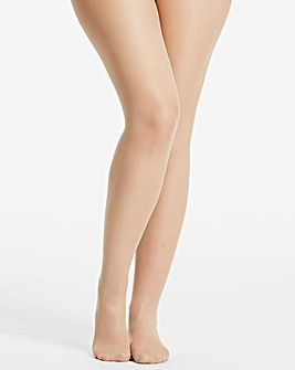Figleaves Curve 15 Denier Silk Touch Tights