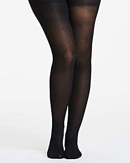 Figleaves Curve 60 Denier Tummy Shaper Tights