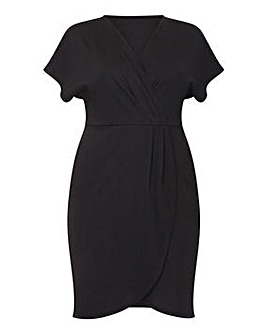 Mela London Curve Kimono Wrap Dress