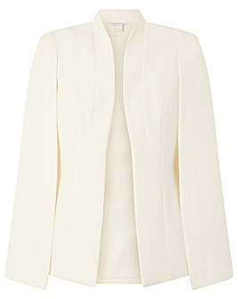 Monsoon Cady Cape Sleeve Jacket
