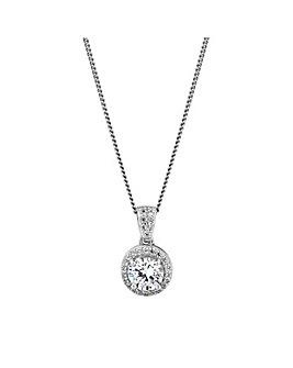 Simply Silver Clara Pendant