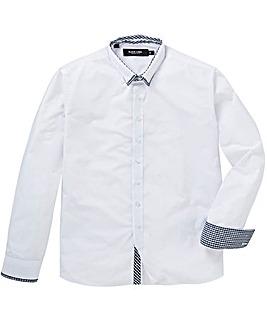 Jacamo Black Label Double Collar Shirt L