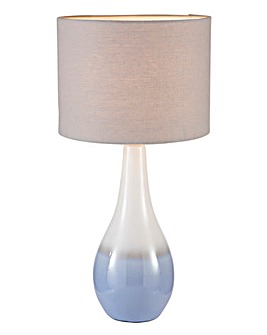 Marcin Table Lamp Coastal Blue