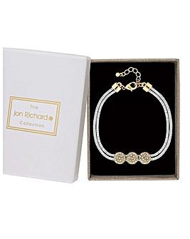 Jon Richard Snake Chain Bracelet