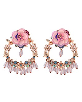 Mood Floral Earring