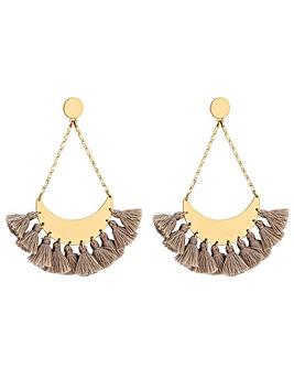 Mood Tassel Earring
