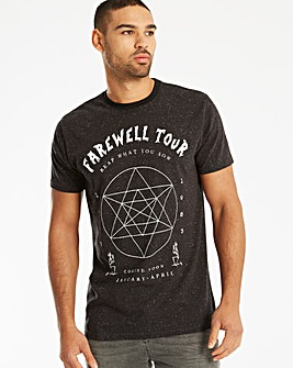 Label J Farewell Tour T-Shirt Long