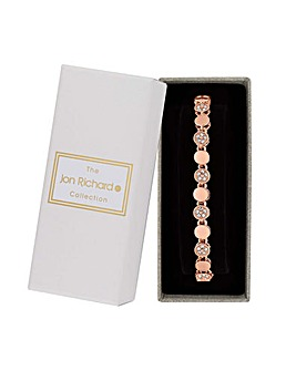 Jon Richard Pave Crystal Bracelet
