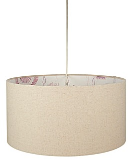 Floral Pendant Shade