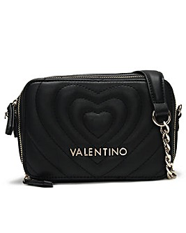 Mario Valentino Fiona Quilted Camera Bag