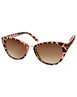 Accessorize Claire Pink Tort Cateye