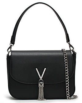 Mario Valentino Ranma Large Shoulder Bag