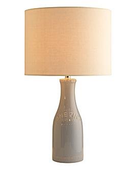 Kipling Table Lamp Blue