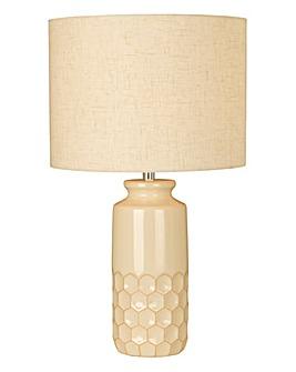 Honeycomb Table Lamp