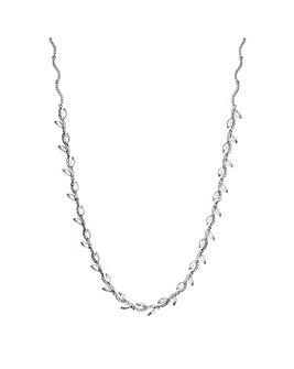 Jon Richard Silver Plated Necklace