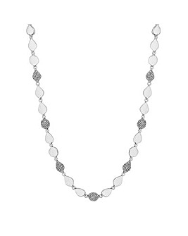 Jon Richard Silver Plated Necklace