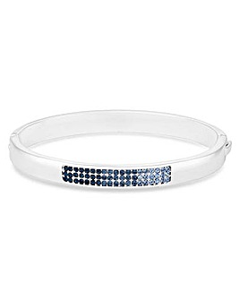 Jon Richard Silver Plated Bangle