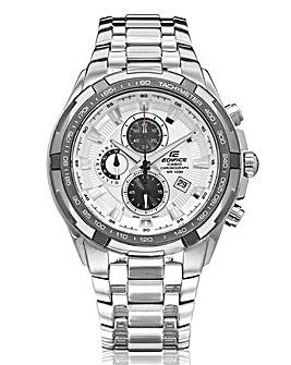 Casio Edifice Gents Bracelet Date Watch