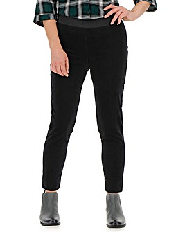Stretch Cord Leggings Regular