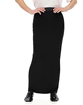 Ultimate Shaper Maxi Tube Skirt